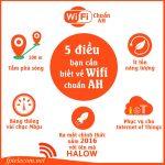 5 điều bạn cần biết về Wifi chuẩn AH
