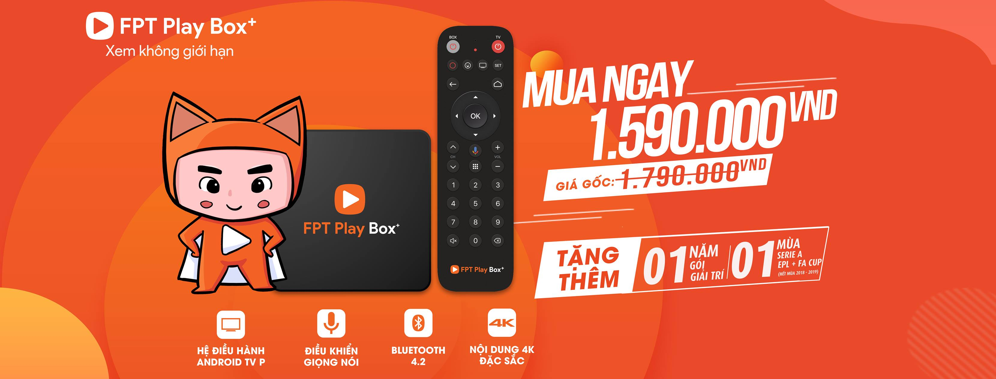 FPT Play Box 2019