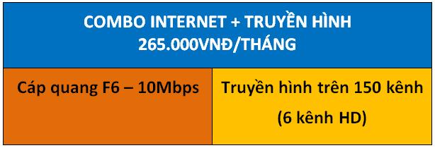 lắp internet FPT tháng 10