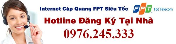 tổng đài lắp mạng FPT quận Cầu Giấy