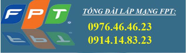 Tổng đài lắp mạng fpt quận Gò Vấp