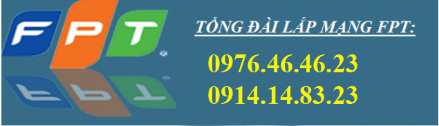 tổng đài lắp mạng fpt quận Tân Phú